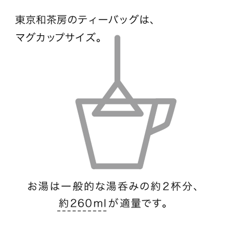 春の山菜のような明るい黄緑が美しい煎茶(ゆたかみどり/ティーバッグ)
