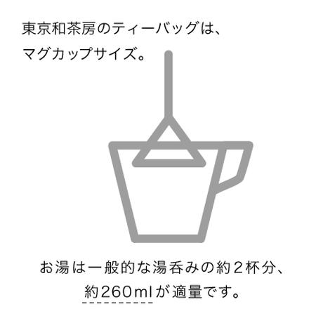 お好みのティーバッグ3袋セット★送料がとてもお得