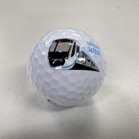 のるるん&3020系ゴルフボール
