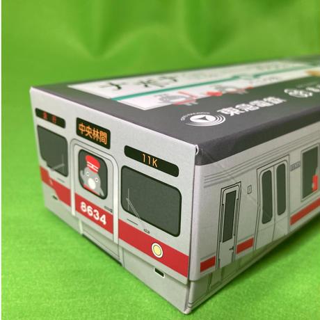 のるるんナボナ8500系限定パッケージ