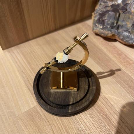 新作商品 TO LABO 鉱物ドーム  (アンデシンラブラドライト)