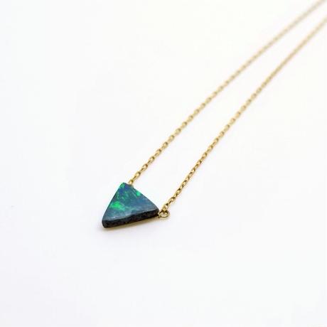 118 Opal Pendant (one side)