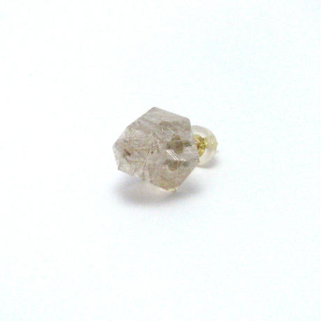 bisoa Rutile Crystal Pierce(0.5pair)