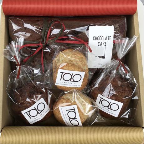 パン屋さんの焼菓子セットF【2月28日(日)  発送予定分】