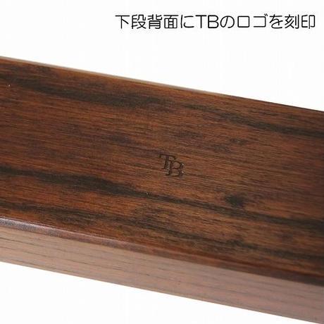【在庫少】【再製作無し】くり抜き2段弁当箱