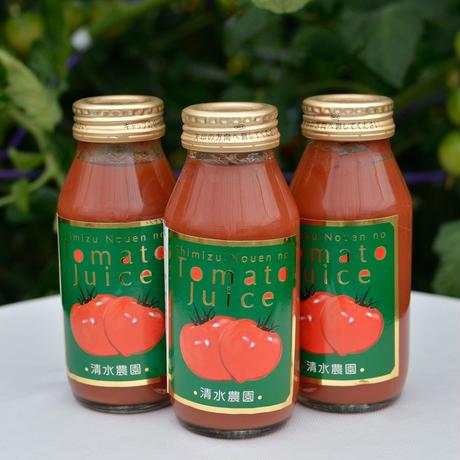 【5〜10本のご注文はこちら!】濃厚トマトジュース小(180ml)