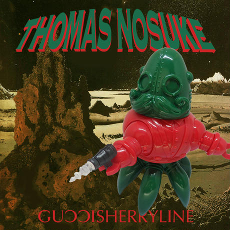 PRODUCTION PROOFS: Thomas Nosuke Guccisherryline Edition by Doktor A