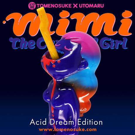 """MIMI The Cannibal Girl"" Acid Dream Edition by Utomaru"