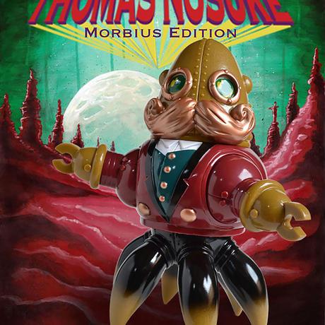 """Thomas Nosuke Morbius """"RED"""" Edition by Doktor A"""