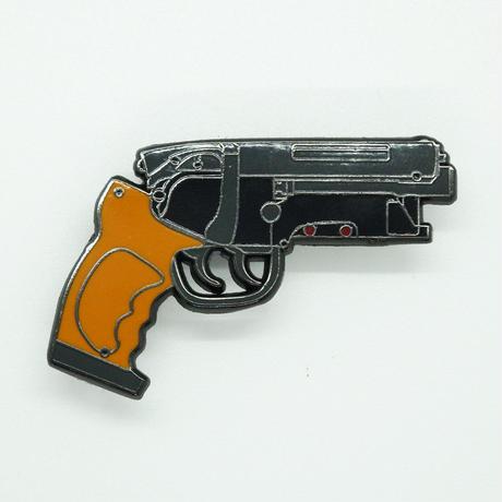 1/5 Tomenosuke Blaster Pin (R & L) Set by Jakob Stærmose