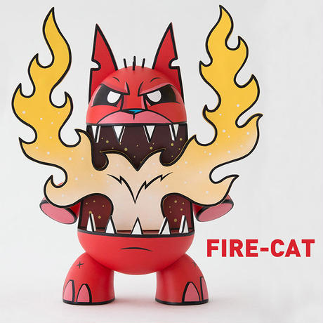 Fire-Cat by Joe Ledbetter