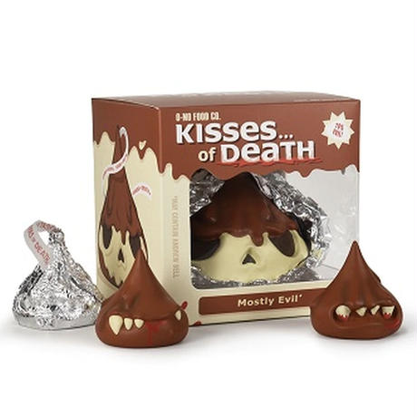 """2"""" Kisses of Death 3 Pack Standard Edition by Andrew Bell"""