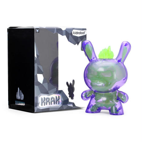 """parallel import / 8"""" Krak Dunny Plasma Stone Edition by Scott Tolleson"""