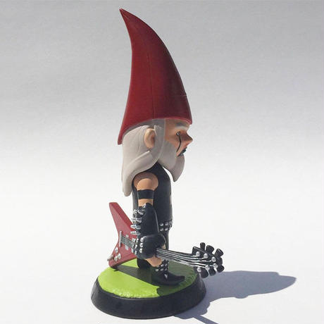 """""""The Metal Gnome"""" Hellstrummer by J. Freeny"""