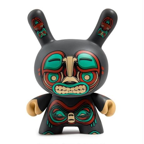 "Kuba 5"" Dunny by Mike Judge"