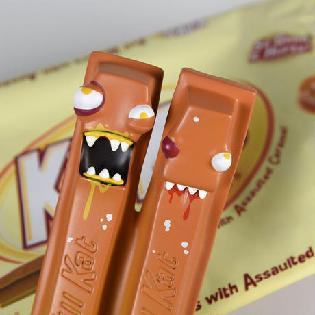 Kill Kat - Assaulted Caramel by Andrew Bell