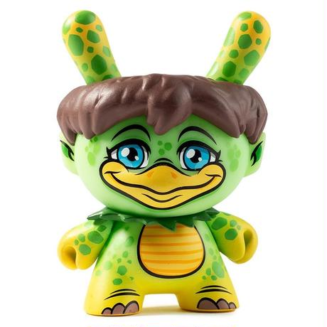 City Cryptid Multi-artist Dunny Art Figure Series (a case with 24 pieces)