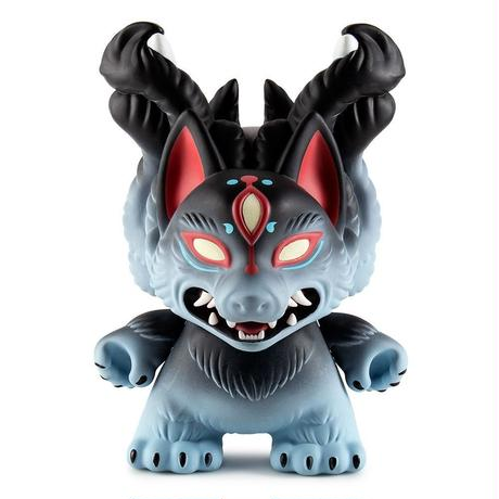 "parallel import / 8"" Kyuubi Dunny by Candie Bolton"