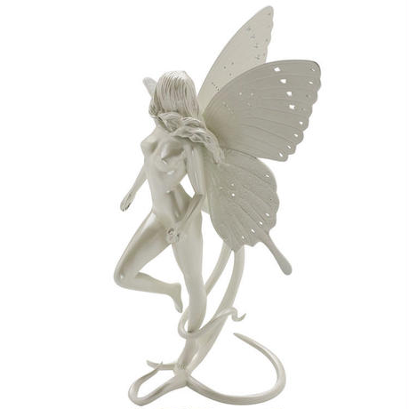 Lady Butterfly Pearl White Edition by AIKO