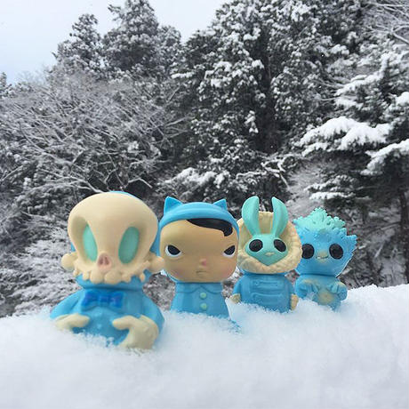Sproot Icebox Edition by  Chris Ryniak