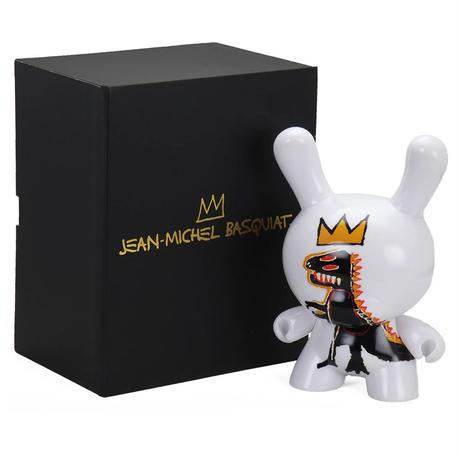 "8"" Jean-Michel Basquiat Masterpiece Dunny - Pez Dispenser"