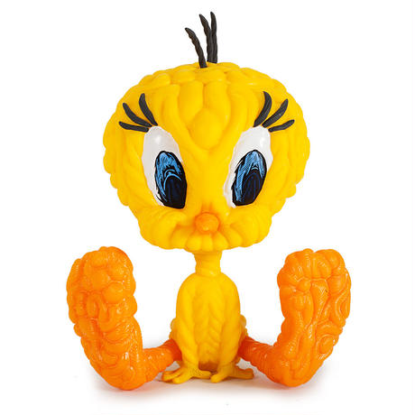 Looney Tunes Tweety Bird Yellow by Mark Dean Veca