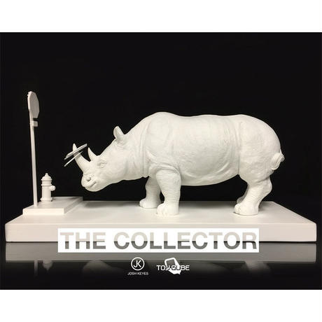 The Collector by  Josh Keyes