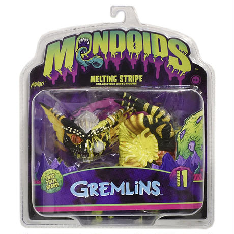 Gremlins Melting Stripe Mondoid Vinyl Figure