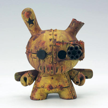 "Custom 5"" A-10 Dunny by DrilOne"