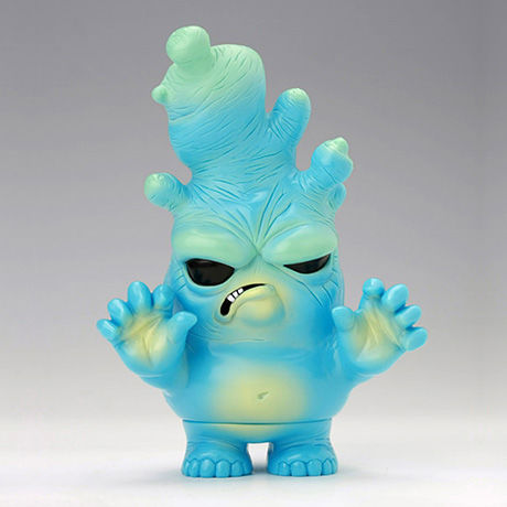 Stinky Ginger ice color by Chris Ryniak