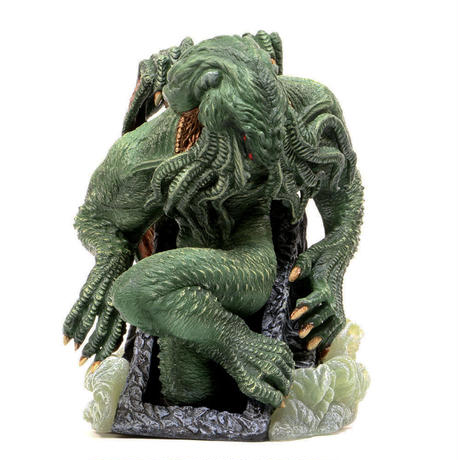 Cthulhu Gallery Statue by Eli Livingston
