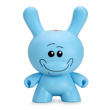 """Rick and Morty Mr. Meeseeks 8"""" Dunny"""