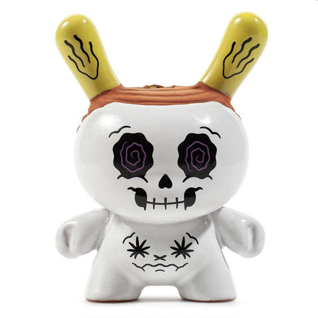 "parallel import / Buzz Kill Chia Pet 5"" Dunny by Kronk"