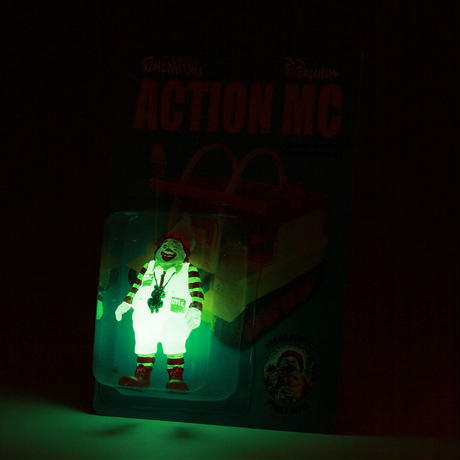 Action MC GID Edition by Ron English