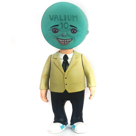 "Head Men ""Pill Head"" by Bob Dob"