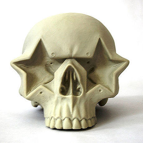 Star Skull by Ron English