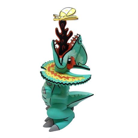 """Jurassic Park Dilophos """"Spitter"""" by Joe Ledbetter"""