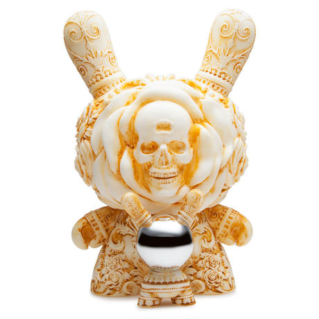 "Arcane Divination The Clairvoyant 8"" Dunny by J*RYU"