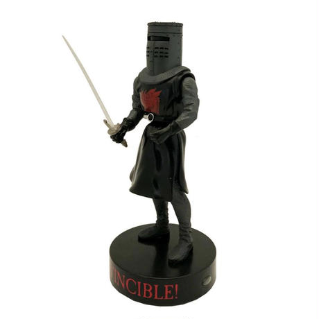 Monty Python and the Holy Grail Black Knight Talking Statue