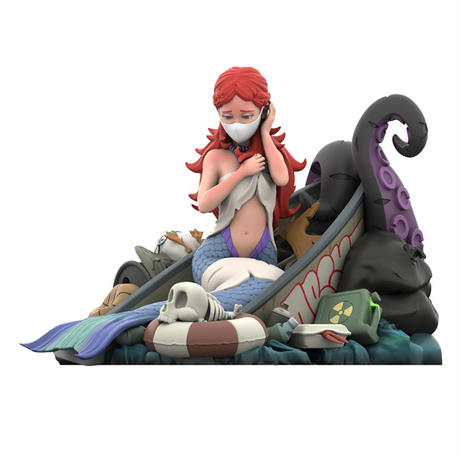 Mermaid's Ruin by ABCNT