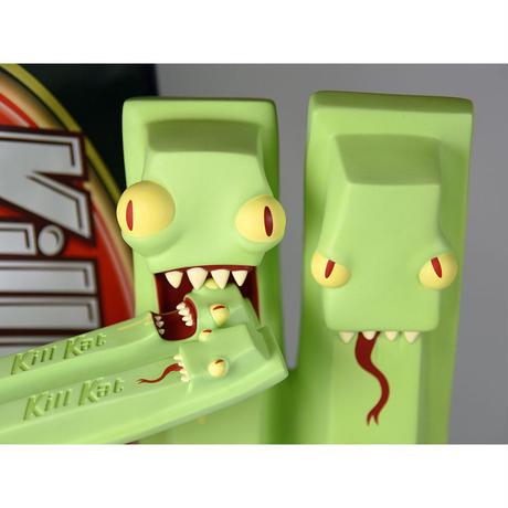 King Kill Kat - Matcha Snake Venom by Andrew Bell