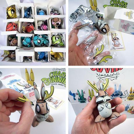 Mini Chaos Bunny / blind box assortment