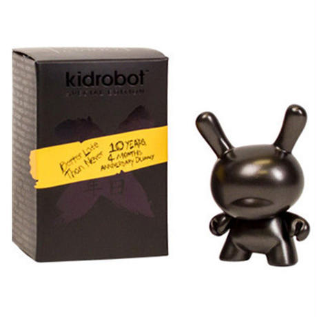 10 Years of the 3-inch Dunny - Black