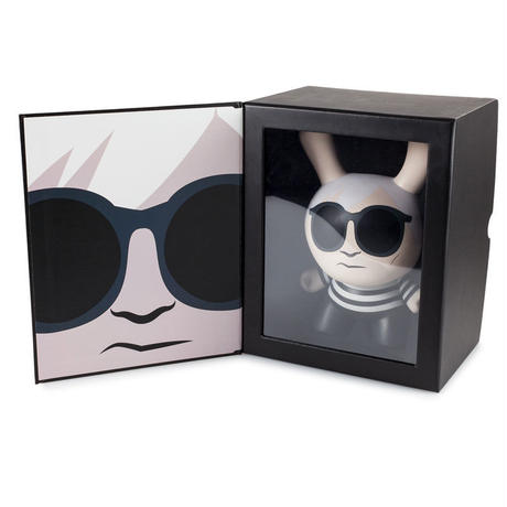 "Warhol 8"" Masterpiece Dunny Andy"
