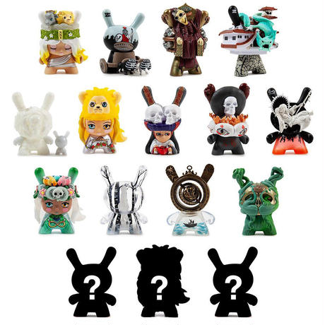 Arcane Divination Dunny Series 2: The Lost Cards (a case with 20 pieces)