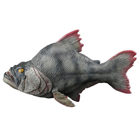 Piranha Prop Replica Model RESIN CAST KIT