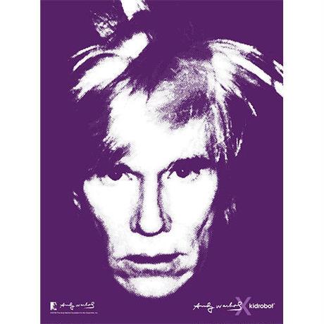 Andy Warhol Pink Banana Medium Plush