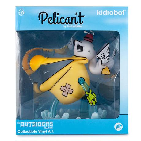 Pelican't by Joe Ledbetter