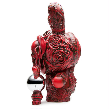 "parallel import / Arcane Divination The Clairvoyant 8"" Dunny - Red by J*RYU"