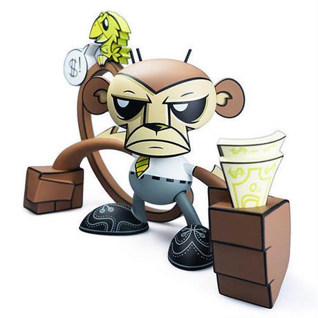 Business Monkey by Joe Ledbetter